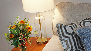 Design to Staging Detail Photo