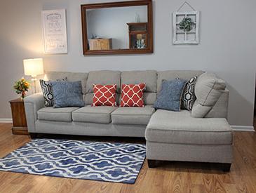 North Carolina Living Room After