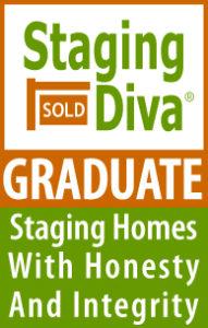 Staging Diva Grad Badge