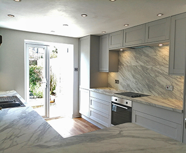 Room by Room Interiors Kitchen Staging