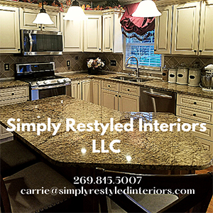 Simply Restyled Interiors Logo