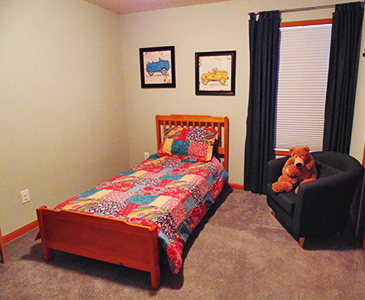 Sell Well Home Staging Bedroom Staging