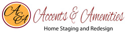 Staging Diva presents Accents and Amenities LLC Home Staging and Redesign