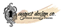 Staging Diva presents August Design Co.