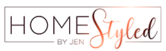 Staging Diva presents Home Styled by Jen