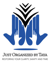 Staging Diva presents Just Organized By Taya