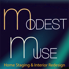 Staging Diva presents Modest Muse Home Staging and Interior Redesign