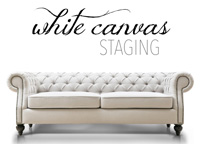 Staging Diva presents White Canvas Staging